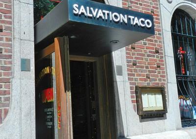Salvation Taco
